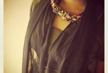 Beaded Scarves- Classic / by Palamuti by PJ Valenciano