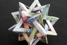 Origami / by Rebecca Whisenhunt