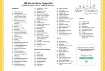 Project Life / by Lindsay Taylor