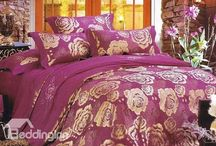 Satin Bedding Sets / Decorate your bedroom with our gorgeous satin bedding sets. Our website collects all kinds of quality bedding set. Hope you can find  it your favorite ones. / by bedding inn