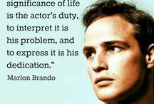 Acting / by Elizabeth Burnett