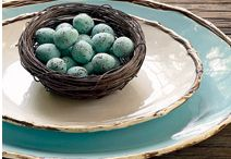 ★ ✩Robins Egg Blue★ ✩ / by A Primitive Place & Country Journal Magazine