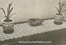 Home Decor Patterns / by Crochet Patterns