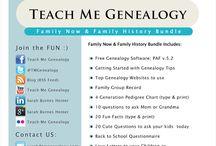 Genealogy / by Debbie L. Cole