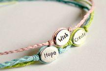 Crafty Ideas - Jewelry / by Betsy E