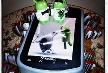 Ambrosia Grooms Cakes / by The Ambrosia Bakery