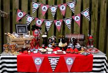 Addison's Pirate Birthday Party / by Hillary Hill