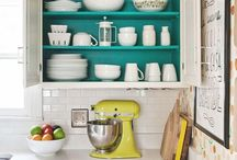 Kitchen / Kitchen and dining room ideas and decor  / by Tiffinie Mae