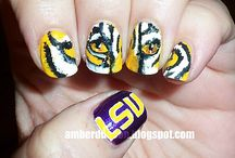 Nails by Amber / My personal nail art, pinned from my blog www.amberdidit.com / by Amber Dunson