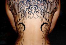 Tattoos / by Crystal Rowland