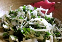Paleo/GF Salads / by Becky Meredith