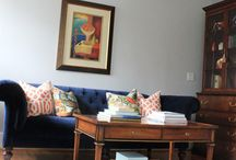 Living room ideas / by Sally Keiser