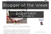 Bloggers of the Week / by The Blog Guide
