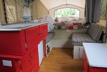 Tent Trailer/ Camping / by Natalie MacDonald