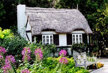 Enchanted Cottage / Great cottage looks for the beach, lake, etc. / by Cherry Sweet and Tart