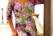 crochet dress / by Naky
