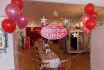 American Girl Tea Party / by Megan Mullin