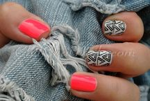 Nail art / by Maria Hernandez
