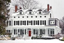 dream homes / by Karie Smith-Stephens