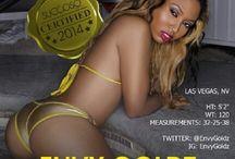 Envy Goldz 2014 / by HB Models Management and Marketing