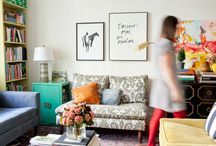 Living Room / by Andrea Brame