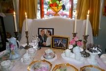 Downton Abbey Tea Party  / by Sarah Christensen