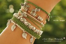Bracelets / by Barbara Zeiss
