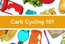 Carb cycle / by Nessa Pie