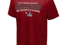 Roll Tide Roll - 2013 National Champion Alabama Crimson Tide / by FansEdge