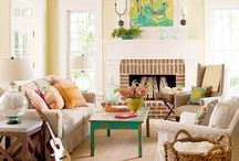 Living Room / by Deb Wolf
