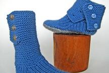 Knit Patterns / by Theresa Dosh
