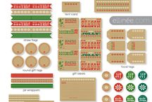 Christmas Printables / by Michele Yates {The Homesteading Cottage}