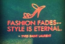 Fashion/Street Style / by Sydney Schneider