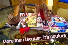 SUPERSTAR NAIL LACQUER-BEAUTY IN A BOTTLE / by Style Shoppe