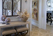 Entry Hall / by Janet Stinchcomb