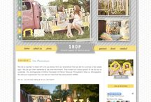 Blog Designs I Love / by Michelle Meeks Oakes