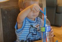 Keeping Toddlers Busy / by Paula Toruño