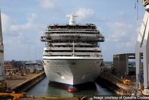 Oceania Riviera / Battezzata a Barcellona l' 11 maggio 2012 e appartenete alla compagnia Oceania Cruises. Info: http://www.passionecrociere.com/2012/05/oceania-riviera-battezzata-ieri.html / by Passione Crociere