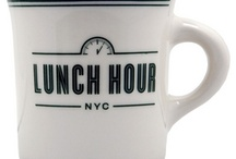 Lunch Specials @ The Library Shop / Lunch Hour NYC exhibition now open through February 2013 in the Stephen A. Schwarzman Building, Gottesman Exhibition Hall / by New York Public Library