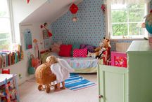 HOME - Girls Bedrooms / by Little Housewife
