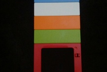 Color Schemes by my son / by Donald Thomas