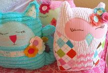 Craft Ideas and Sewing / by Debra Schoenbauer