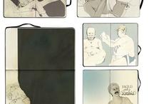 Sketchbooks / by Gustavo Wolff