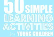 Kids Learning / by Erica Faulkner
