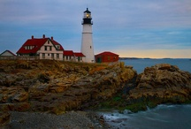 Lighthouses / by Sharon Thompson