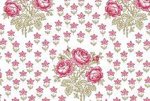 fabrics / by Susan Hill