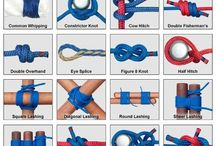 Knots, Knots and more Knots / by Greater Yosemite Council, BSA