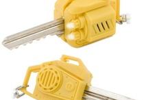 Keycaps & keychains  / by Clarke Harnett