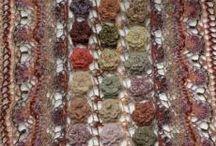 knit & crochet / by Jeanette Mayer