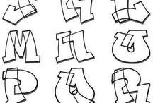 Fonts/Handlettering / by Valerie Jobe